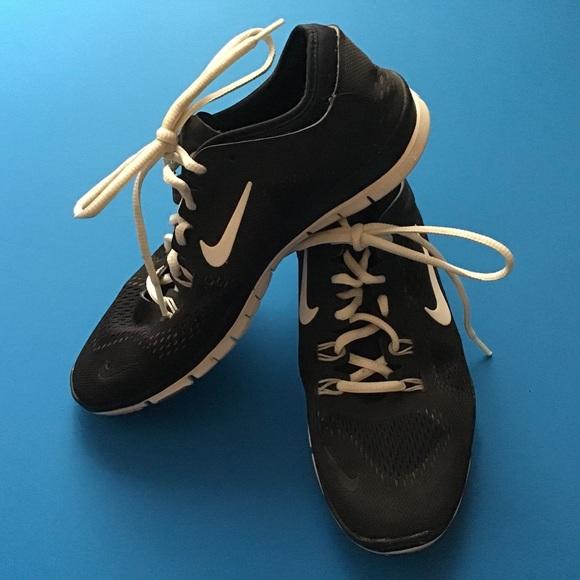 Black Nike Free 5.0 TR Fit 4
